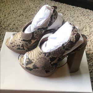 Steve Madden Sangria heels
